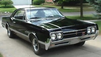 1967 Oldsmobile 442, Picture of 1970 Oldsmobile 442, exterior