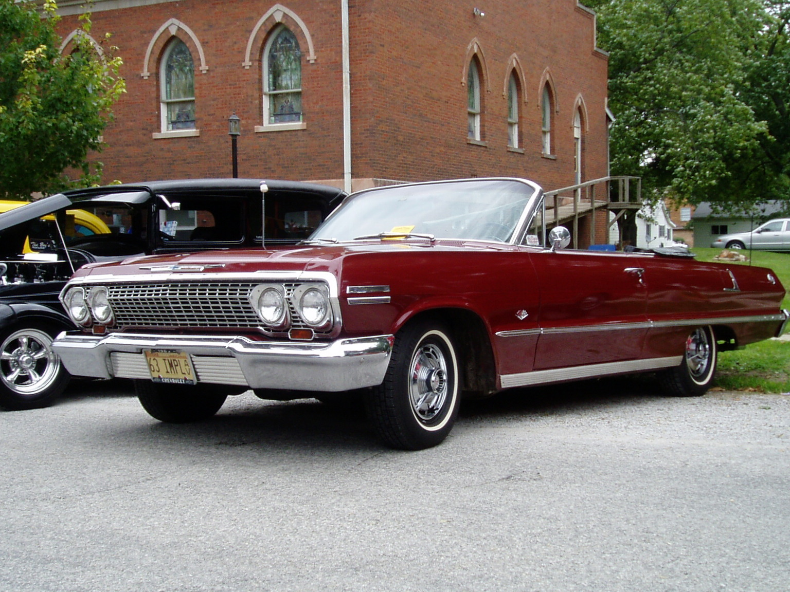 Picture Of 1963 Chevrolet Impala  Exterior