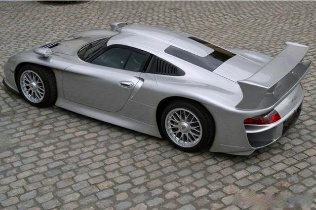Picture of 1998 Porsche 911