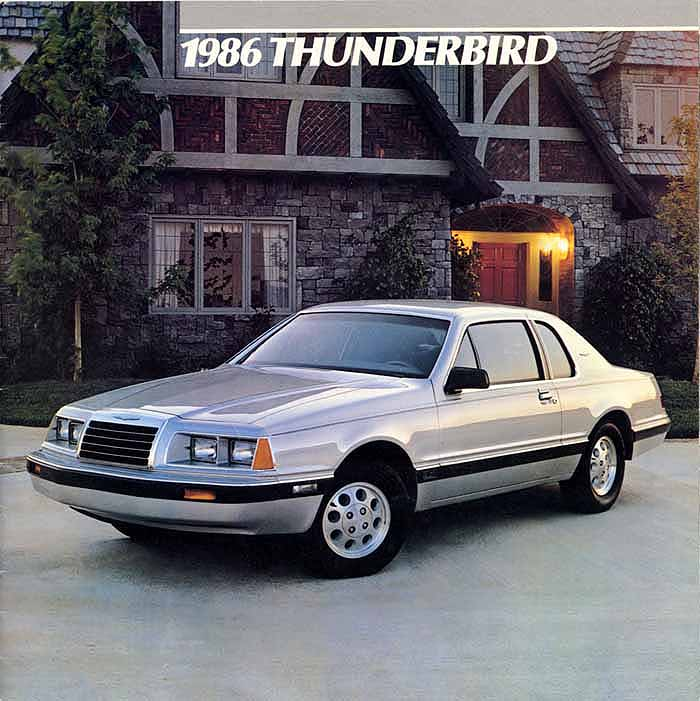 On 1986 Ford Mustang Svo 2 3 Turbo The Fuel Pump Does Not: 1986 Ford Thunderbird V8 Specs