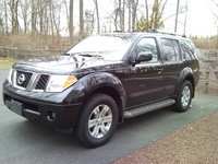 2005 Nissan Pathfinder Overview