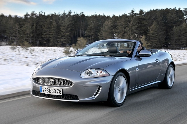 Picture of 2010 Jaguar XK-Series XKR Convertible RWD, exterior, gallery_worthy