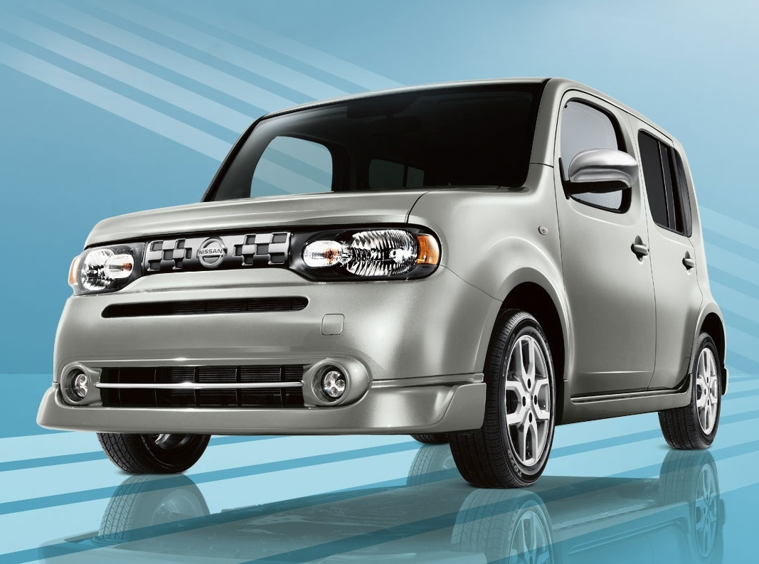 2010 Nissan Cube - Overview - CarGurus