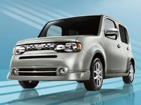 2010 Nissan Cube, Front-quarter view, exterior, manufacturer, gallery_worthy