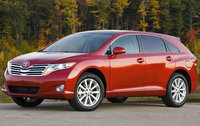 2010 Toyota Venza, Front Left Quarter View, exterior, manufacturer, gallery_worthy