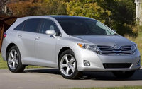 2010 Toyota Venza, Front Right Quarter View, exterior, manufacturer