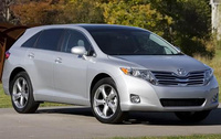 2010 Toyota Venza, Front Right Quarter View, manufacturer, exterior
