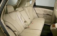 2010 Toyota Venza, Interior View, interior, manufacturer