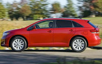 2010 Toyota Venza, Left Side View, exterior, manufacturer, gallery_worthy