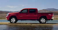 2010 Toyota Tacoma, Left Side View, exterior, manufacturer, gallery_worthy