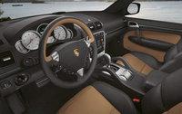 2010 Porsche Cayenne, Interior View, interior, manufacturer