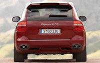 2010 Porsche Cayenne, Back View, exterior, manufacturer