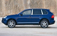 2010 Porsche Cayenne, Left Side View, exterior, manufacturer
