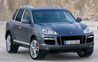 2009 Porsche Cayenne, Front Right Quarter View, exterior, manufacturer