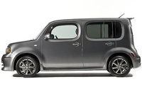 2010 Nissan Cube, Left Side View, exterior, manufacturer