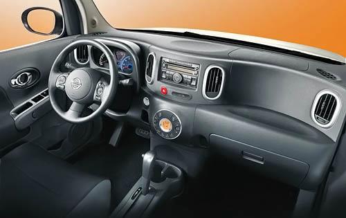 2010 Nissan Cube Interior | iswahyudi