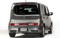 2010 Nissan Cube, Back View, exterior, manufacturer