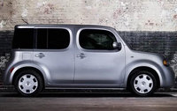 2010 Nissan Cube, Right Side View, exterior, manufacturer
