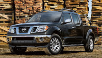 2010 Nissan Frontier, Front Left Quarter View, exterior, manufacturer, gallery_worthy