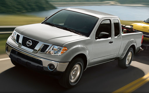 2010 Nissan Frontier, Front Left Quarter View, exterior, manufacturer