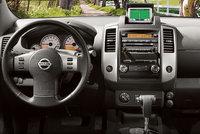 2010 Nissan Frontier, Interior View, interior, manufacturer