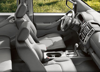 2010 Nissan Frontier, Interior View, manufacturer, interior