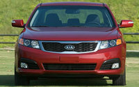 2010 Kia Optima, Front View, exterior, manufacturer