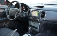 2010 Kia Optima, Interior View, interior, manufacturer