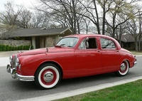 1959 Jaguar Mark 1 Overview