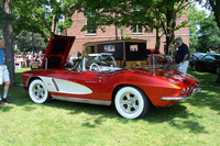 Picture of 1961 Chevrolet Corvette, exterior