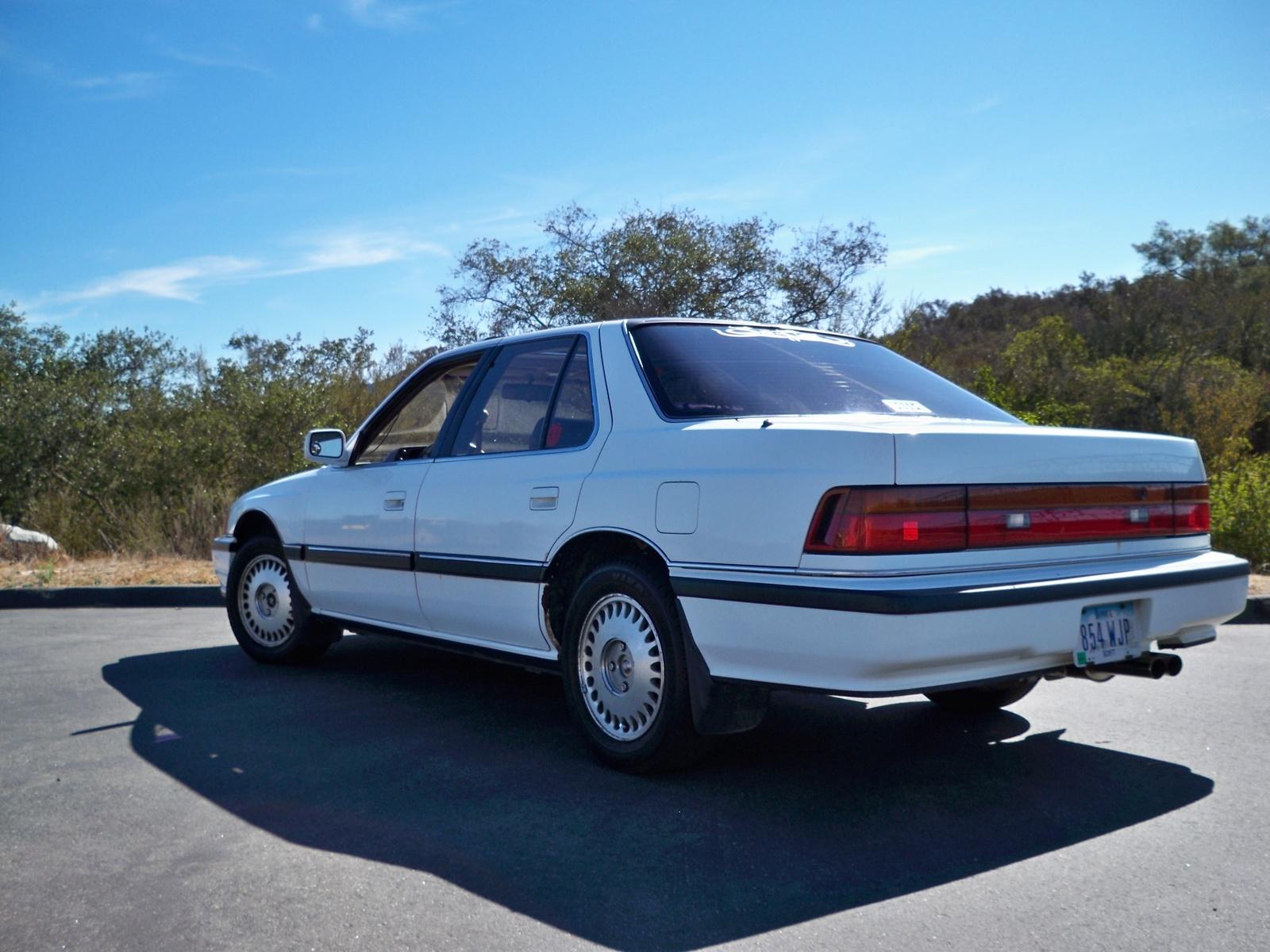 Acura Legend Dr Ls Sedan Pic on 1991 Acura Legend Ls