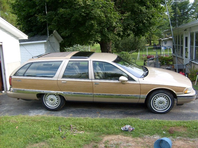 Picture of 1993 Buick Roadmaster 4 Dr Estate Wagon, exterior