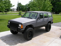 Picture of 1990 Jeep Cherokee 4 Dr Laredo 4WD, exterior