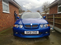 2001 MG ZS Overview