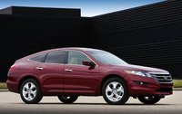 2010 Honda Accord Crosstour, Front-quarter view, exterior, manufacturer, gallery_worthy