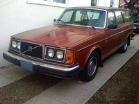 1979 Volvo 245 Overview