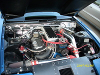 1986 Nissan 300ZX picture, engine