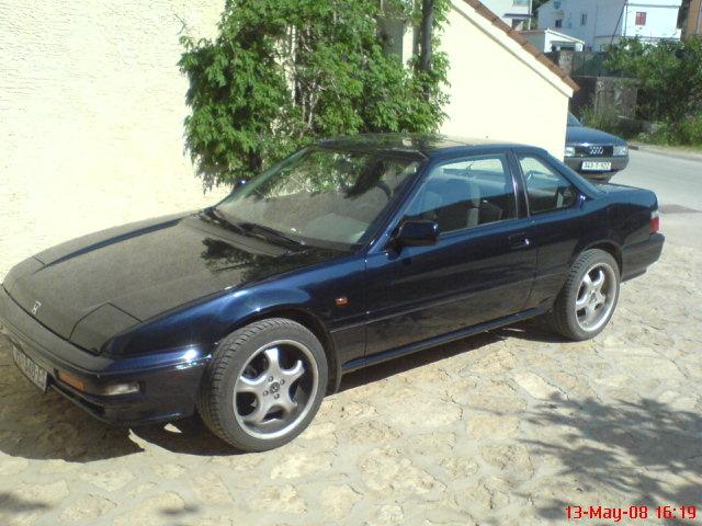 Delightful 1991 Honda Prelude Overview
