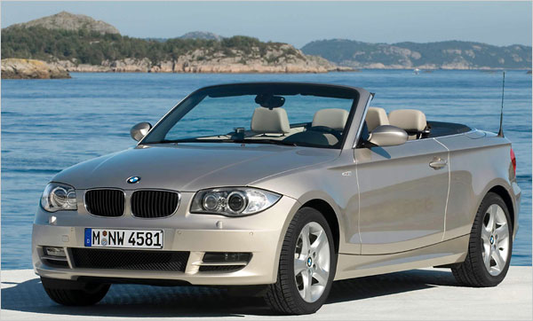 2010 BMW 1 Series 128i Convertible picture