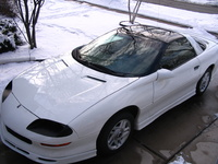 1996 Chevrolet Camaro Picture Gallery