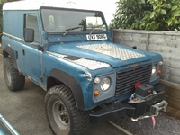 1971 Land Rover Series III Overview