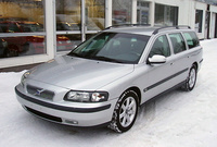 2002 Volvo V70 Picture Gallery