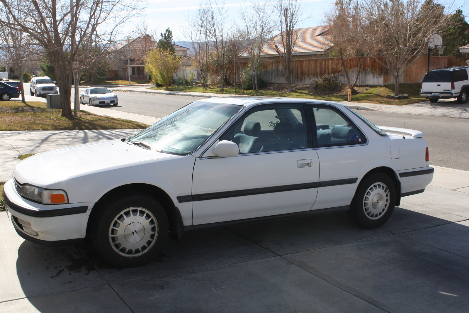 1991 Honda Accord EX Coupe, 1991 Honda Accord 2 Dr EX Coupe picture ...