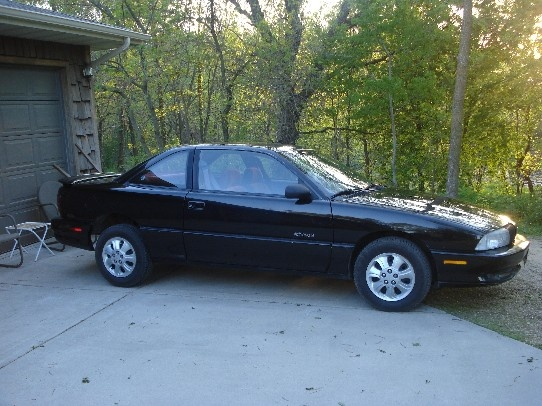 Picture of 1995 Oldsmobile Achieva 2 Dr S Coupe