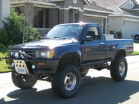 Picture of 1993 Toyota Pickup 2 Dr STD Standard Cab SB, exterior, gallery_worthy