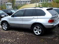 Picture of 2001 BMW X5 3.0i AWD, exterior, gallery_worthy