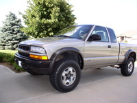 1999 Chevrolet S-10 3 Dr LS Wide Stance 4WD Extended Cab SB picture, exterior