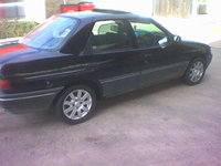1993 Ford Orion Overview