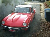 1967 Triumph Spitfire, Triumph Spitfire 1976 with all the upgrades  this spit is equipped with all the best upgrades. 8k on total ground up resto. electronic ignition and fuel pump,radiater fan.New br...