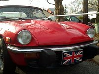 1967 Triumph Spitfire Picture Gallery